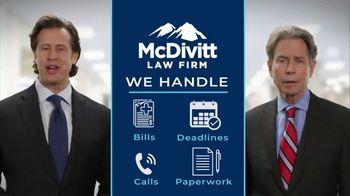 McDivitt Law Firm, P.C. TV Spot, 'Peace of Mind' - Thumbnail 8