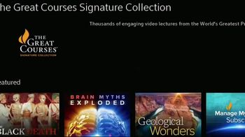 The Great Courses Signature Collection TV Spot, 'Every Category Imaginable' - Thumbnail 8
