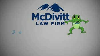 McDivitt Law Firm, P.C. TV Spot, 'Moving Your Case Forward' - Thumbnail 10