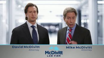 McDivitt Law Firm, P.C. TV Spot, 'Moving Your Case Forward' - Thumbnail 2