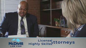 McDivitt Law Firm, P.C. TV Spot, 'Moving Your Case Forward' - Thumbnail 3