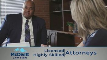 McDivitt Law Firm, P.C. TV Spot, 'Moving Your Case Forward' - Thumbnail 4