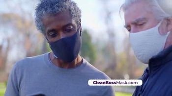 CleanBoss Performance Mask TV Spot, 'Don't Get the Job Done' Featuring Jabari Gray - Thumbnail 2
