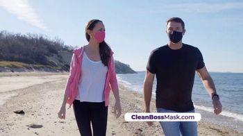 CleanBoss Performance Mask TV Spot, 'Don't Get the Job Done' Featuring Jabari Gray - Thumbnail 7