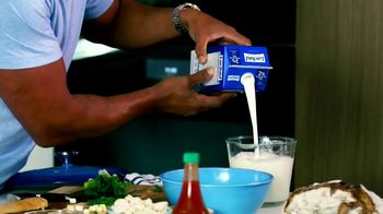 Lactaid TV Spot, 'BET: Mother's Milk' Featuring Laz Alonso - Thumbnail 7