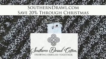 Southern Drawl Cotton TV Spot, 'The Gift of a Story: Save 20%' - Thumbnail 6