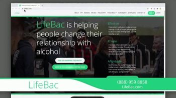 LifeBac TV Spot, 'Easier to Resist'