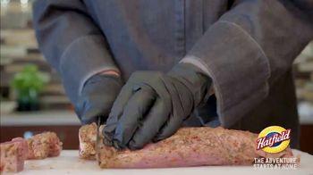 Hatfield Quality Meats TV Spot, 'Tuscan Herb Pork Tenderloin' - Thumbnail 4