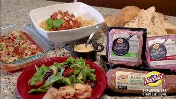 Hatfield Quality Meats TV Spot, 'Tuscan Herb Pork Tenderloin' - Thumbnail 8