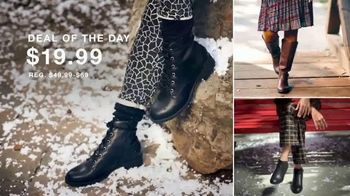 Macy's One Day Sale TV Spot, 'Holiday Shopping: Boots, Fragrances and Toys' - Thumbnail 4