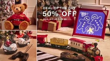 Macy's One Day Sale TV Spot, 'Holiday Shopping: Boots, Fragrances and Toys' - Thumbnail 6