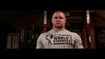 SBD USA TV Spot, 'World's Strongest Man'