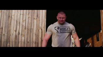 SBD USA TV Spot, 'World's Strongest Man' - Thumbnail 2