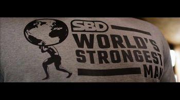 SBD USA TV Spot, 'World's Strongest Man' - Thumbnail 7