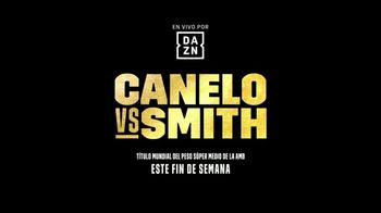 DAZN TV Spot, 'Canelo vs. Smith' [Spanish]