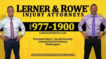 Lerner and Rowe Injury Attorneys TV Spot, 'Business Hours' - Thumbnail 7