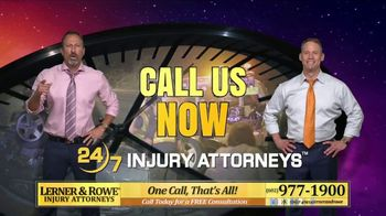 Lerner and Rowe Injury Attorneys TV Spot, 'Business Hours' - Thumbnail 5