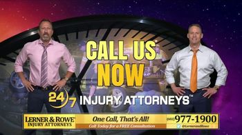 Lerner and Rowe Injury Attorneys TV Spot, 'Business Hours' - Thumbnail 6