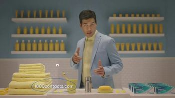 1-800 Contacts TV Spot, 'Alison, Bianca and Dwayne: 20% Off' - Thumbnail 6