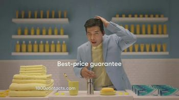 1-800 Contacts TV Spot, 'Alison, Bianca and Dwayne: 20% Off' - Thumbnail 7