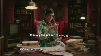1-800 Contacts TV Spot, 'Alison, Bianca and Dwayne: 20% Off'