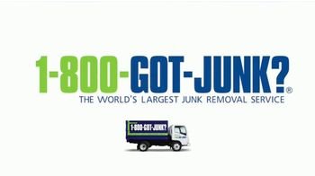 1-800-GOT-JUNK TV Spot, 'Goodbye Junk, Hello Happiness' - Thumbnail 9
