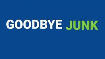1-800-GOT-JUNK TV Spot, 'Goodbye Junk, Hello Happiness' - Thumbnail 1