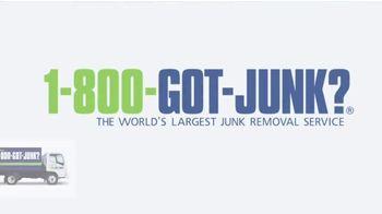 1-800-GOT-JUNK TV Spot, 'Goodbye Junk, Hello Happiness' - Thumbnail 5