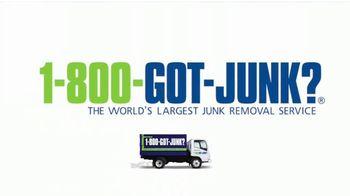 1-800-GOT-JUNK TV Spot, 'Goodbye Junk, Hello Happiness' - Thumbnail 6