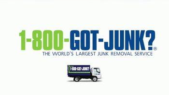 1-800-GOT-JUNK TV Spot, 'Goodbye Junk, Hello Happiness' - Thumbnail 8
