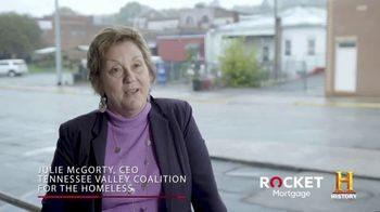 Rocket Mortgage TV Spot, 'Ending Veteran Homelessness' - Thumbnail 2