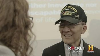 Rocket Mortgage TV Spot, 'Ending Veteran Homelessness' - Thumbnail 5