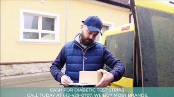 Support Diabetics TV Spot, 'Cash for Diabetic Test Strips' - Thumbnail 9