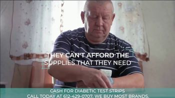 Support Diabetics TV Spot, 'Cash for Diabetic Test Strips' - Thumbnail 3