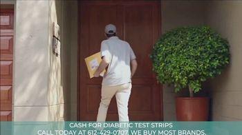 Support Diabetics TV Spot, 'Cash for Diabetic Test Strips' - Thumbnail 5