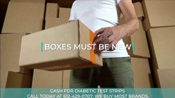 Support Diabetics TV Spot, 'Cash for Diabetic Test Strips' - Thumbnail 6