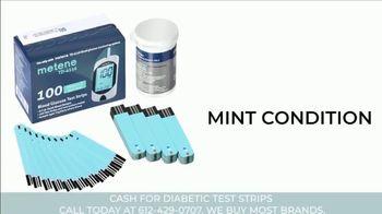 Support Diabetics TV Spot, 'Cash for Diabetic Test Strips' - Thumbnail 7