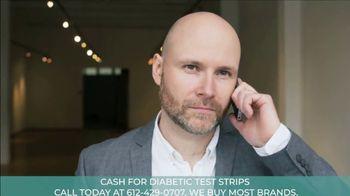 Support Diabetics TV Spot, 'Cash for Diabetic Test Strips' - Thumbnail 8