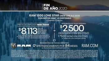 Ram Trucks Gran Fin de Año 2020 TV Spot, 'Abrir el camino' canción de Chris Stapleton [Spanish] [T2] - Thumbnail 5