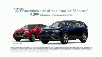Happy Honda Days Sales Event TV Spot, 'Momentos de ayuda: tradición' [Spanish] [T2] - Thumbnail 6