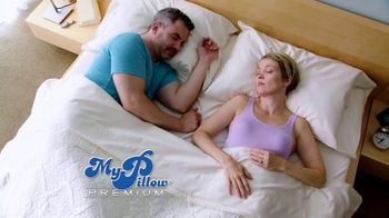 My Pillow Premium TV Spot, 'Wasn't Sleeping Well' - Thumbnail 2