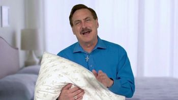 My Pillow Premium TV Spot, 'Wasn't Sleeping Well' - Thumbnail 3