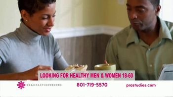 PRA Health Sciences TV Spot, 'Clinical Research Study: $3,000 Compensation' - Thumbnail 4