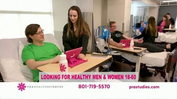 PRA Health Sciences TV Spot, 'Clinical Research Study: $3,000 Compensation' - Thumbnail 5