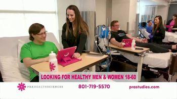 PRA Health Sciences TV Spot, 'Clinical Research Study: $3,000 Compensation' - Thumbnail 6