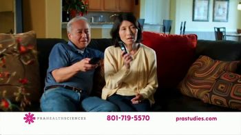 PRA Health Sciences TV Spot, 'Clinical Research Study: $3,000 Compensation' - Thumbnail 8