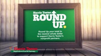 Harris Teeter Round Up TV Spot, 'Supporting Non-Profits' - Thumbnail 8