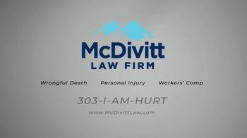 McDivitt Law Firm, P.C. TV Spot, 'First Case' - Thumbnail 8