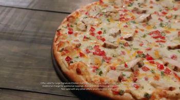 Papa Murphy's Pizza Chicken Garlic TV Spot, 'Home Is Where the Fun Is' - Thumbnail 4
