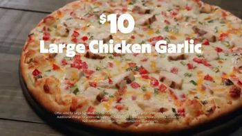 Papa Murphy's Pizza Chicken Garlic TV Spot, 'Home Is Where the Fun Is' - Thumbnail 5